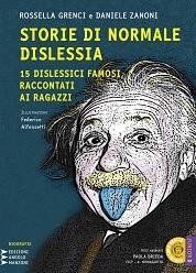 Copertina Libro: Storie di normale dislessia