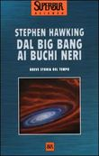 Copertina Dal Big Bang ai buchi neri