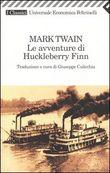 Copertina Le avventure di Huckleberry Finn