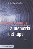 Copertina La memoria del topo