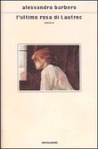 Copertina L'ultimo rosa di Lautrec