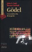 Copertina dell'audiolibro Gödel. L'eccentrica vita di un genio