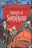 Copertina dell'audiolibro Cronache di Santafrasso