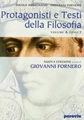 Copertina Protagonisti e testi della filosofia. Vol. A – Tomo 2