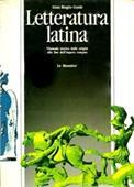 Copertina dell'audiolibro Letteratura latina