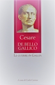 Copertina dell'audiolibro De bello Gallico