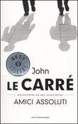 Copertina dell'audiolibro Amici assoluti di LE CARRÈ, John