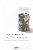 Copertina dell'audiolibro I cento talleri di Kant