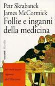 Copertina dell'audiolibro Follie e inganni della medicina