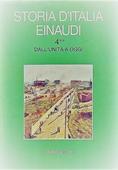 Copertina dell'audiolibro Storia d'Italia – 4   Dalla caduta dell'impero romano al secolo XVIII