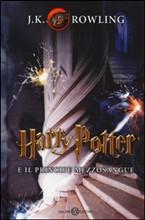 Copertina Harry Potter e il Principe Mezzosangue  (Vol. 6)
