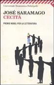 Copertina dell'audiolibro Cecità