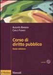 Copertina dell'audiolibro Corso di diritto pubblico