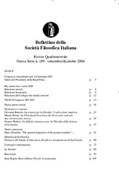 Copertina dell'audiolibro Bollettino della S.F.I. Nuova serie n. 189, settembre-dicembre 2006