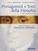 Copertina Protagonisti e testi della filosofia. B.2: Dall'Empirismo al Criticismo