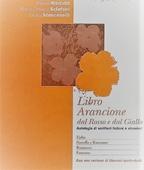 Copertina Libro arancione dal rosso e dal giallo