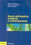 Copertina Storia dell'estetica moderna e contemporanea
