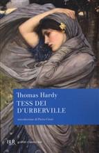 Copertina dell'audiolibro Tess dei d'Urbervilles di HARDY, Thomas