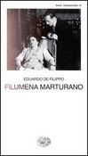 Copertina dell'audiolibro Filumena Marturano di DE FILIPPO, Eduardo