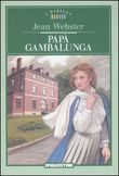 Copertina dell'audiolibro Papà Gambalunga
