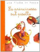 Copertina dell'audiolibro La principessa sul pisello