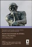 Copertina dell'audiolibro Manuale di base di storia della filosofia