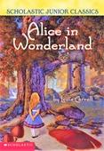 Copertina Alice in Wonderland