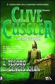Copertina dell'audiolibro Il tesoro di Gengis Khan