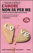 Copertina dell'audiolibro L'amore non fa per me