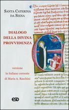 Copertina Dialogo della divina Provvidenza