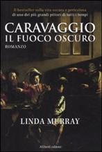 Copertina dell'audiolibro Caravaggio, il fuoco oscuro