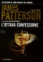 Copertina dell'audiolibro L'ottava confessione