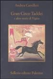 Copertina Gran Circo Taddei e altre storie di Vigata