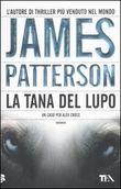 Copertina dell'audiolibro La tana del lupo di PATTERSON, James