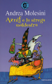 Copertina Aznif e la strega maldestra