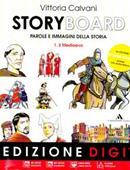 Copertina dell'audiolibro Story board 1 – Il Medioevo