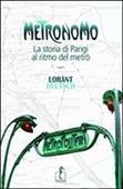 Copertina dell'audiolibro Metronomo: la storia di Parigi al ritmo del metrò