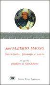 Copertina dell'audiolibro Sant'Alberto Magno