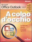 Copertina dell'audiolibro Office outlook 2007: A colpo d'occhio