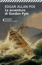 Copertina dell'audiolibro Le avventure di Gordon Pym