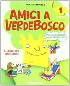 Copertina dell'audiolibro Amici a Verdebosco 1 – Letture