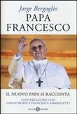 Copertina dell'audiolibro Papa Francesco