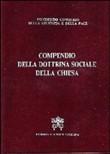 Copertina Compendio della dottrina sociale della Chiesa