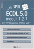Copertina ECDL 5.0 moduli 1-2-7