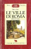 Copertina Le ville di Roma – vol. 1: Entro le mura