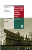 Copertina Elementi di diritto, nozioni di diritto del lavoro, legislazione sociale