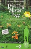 Copertina dell'audiolibro I viaggi di Mister Fogg 2