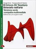 Copertina dell'audiolibro Cricco di Teodoro itinerario dell'arte – 3 versione verde