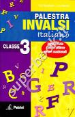Copertina Palestra invalsi – Italiano classe 3
