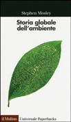 Copertina dell'audiolibro Storia globale dell'ambiente